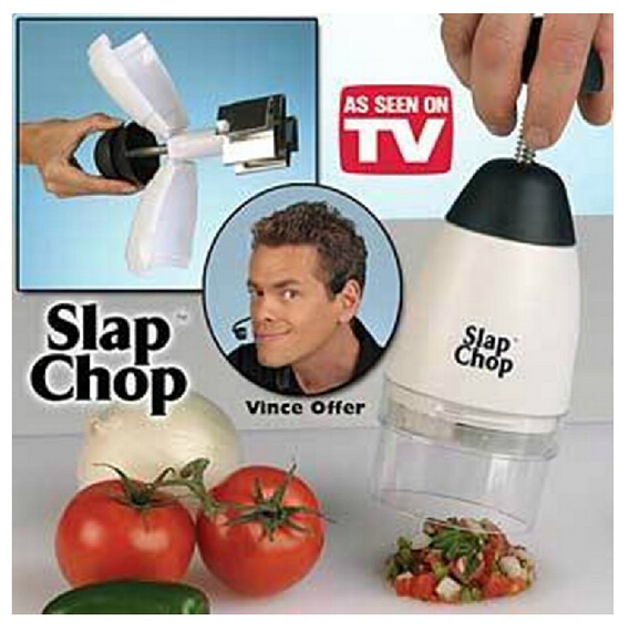 Hot sale!! (AS SEEN ON TV) Slap Chop Food Chopper machine Grater Chop,vegetable chopper,slap chop garlic triturator(China (Mainland))