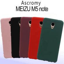 Buy Ascromy 5PCS Meizu M5 Note Case Frosted Matte Shield Back Cover Skin Shell Meizu M5 Note Meilan note 5 Phone Accessories for $5.98 in AliExpress store