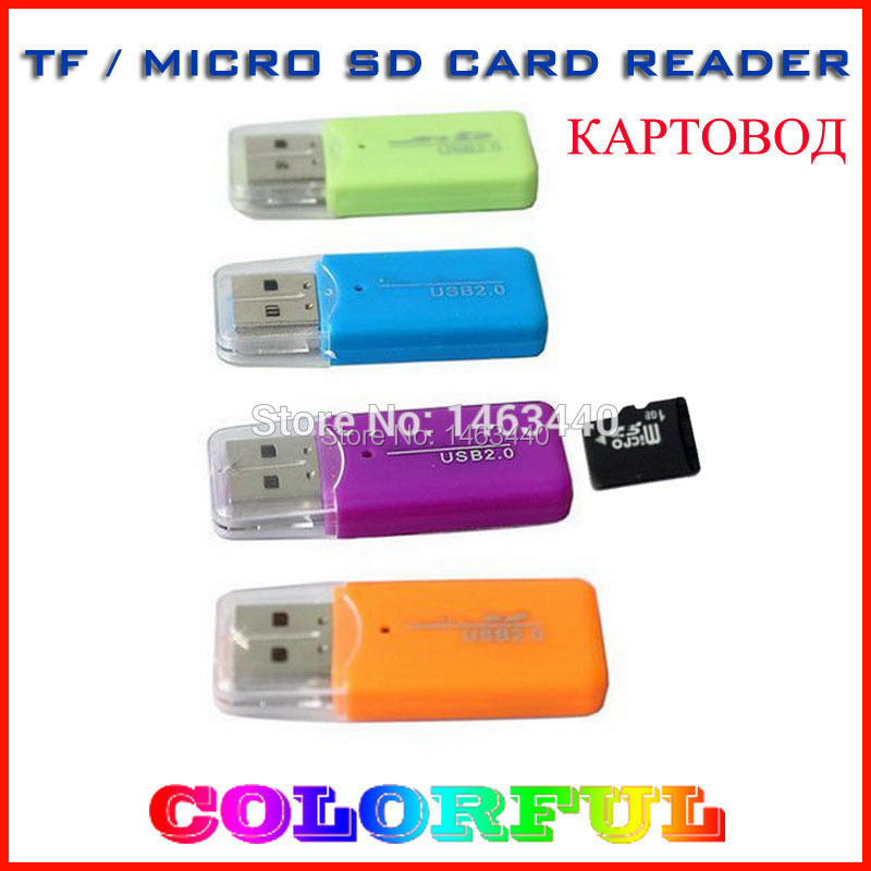 buy wholesale cheap portable mini 32gb usb 2 0 micro sd tf adapter card reader. Black Bedroom Furniture Sets. Home Design Ideas