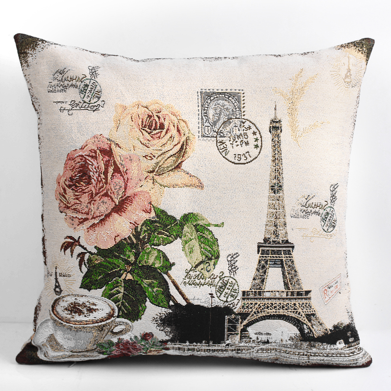 Aliexpresscom buy removable washable paris american for Couches with removable and washable cushions