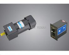 Buy 180W 220v AC speed regulating motor AC speed control gear motor AC gear motor ratio 20:1 for $145.80 in AliExpress store