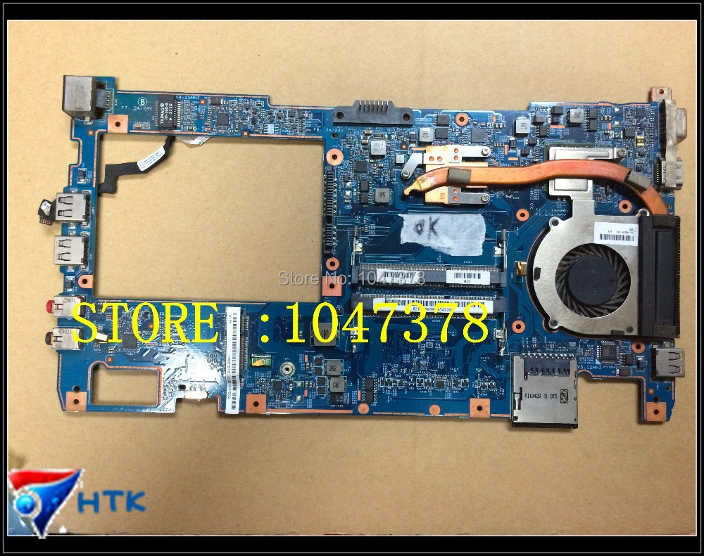 Wholesale MBX-244 Motherboard For Sony integrated MAINBOARD WITH CPU A1843426A 48.4KY02.011 100% Work Perfect(China (Mainland))