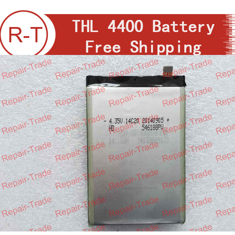 THL 4400 Battery 100% Original Large Capacity 4400mAh Li-ion Battery Replacement For THL 4400 Smart Phone Free Shipping