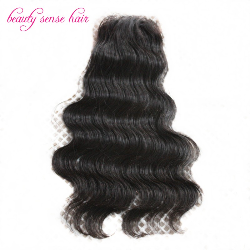 Здесь продается  Best selling Peruvian virgin hair lace closure Natural black free part body wave lace closure with baby hair   Волосы и аксессуары