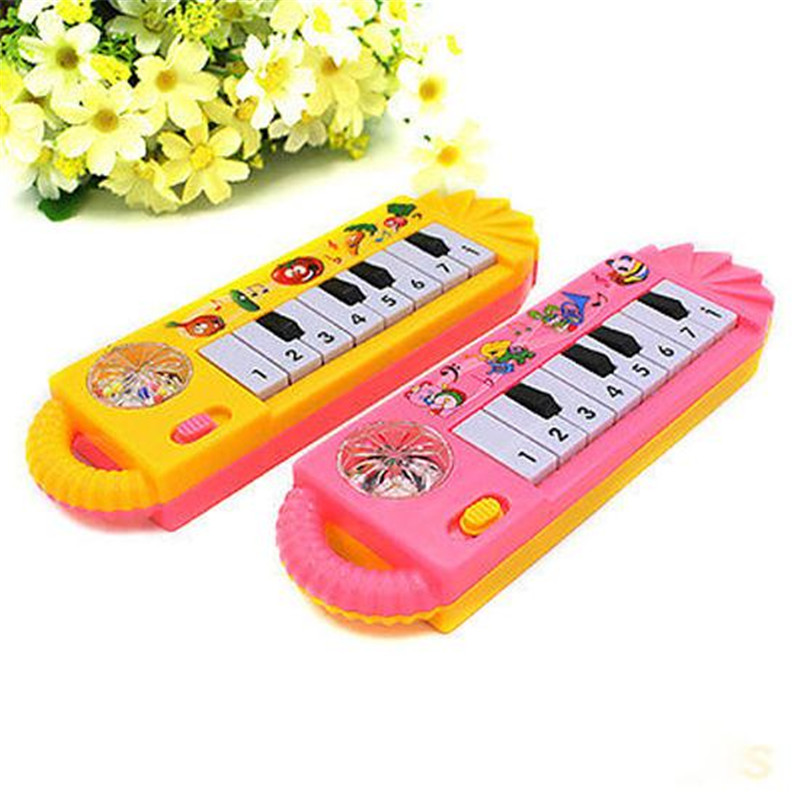 Cute Baby Infant Toddler Kids Piano Developmental Game Toy Educational(China (Mainland))