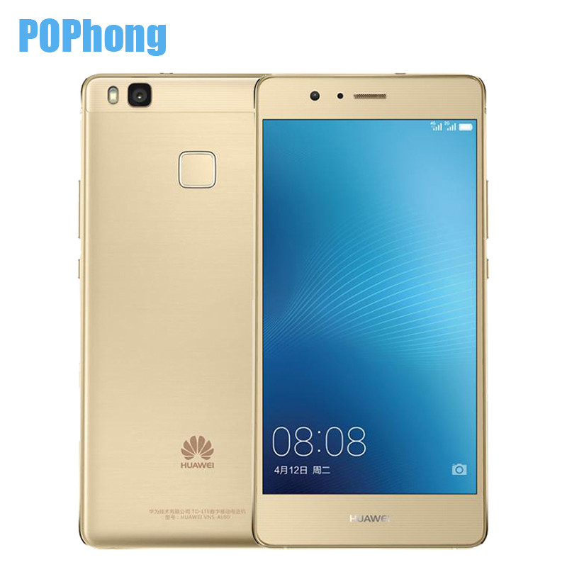 Original 5.2 Inch Huawei G9 Lite P9 Lite Fingerprint Octa Core Cell Phone Qual-com MSM8952/Kirin 650 3GB 16GB 13.0MP Android 6.0(China (Mainland))
