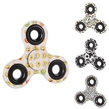 Buy Camouflage Fidget Spinner Finger ABS EDC Hand Spinner Tri Kids Autism ADHD Kids&Adult Funny Anti Stress Toys for $2.16 in AliExpress store