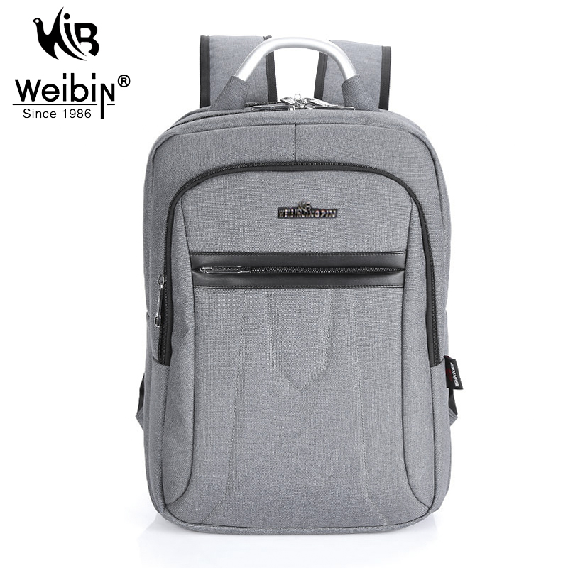 AOU Fashion Business Laptop Backpack Men Notebook Computer Backpacks Large Capacity Women Men Travel School Bags Mochila Escolar(China (Mainland))