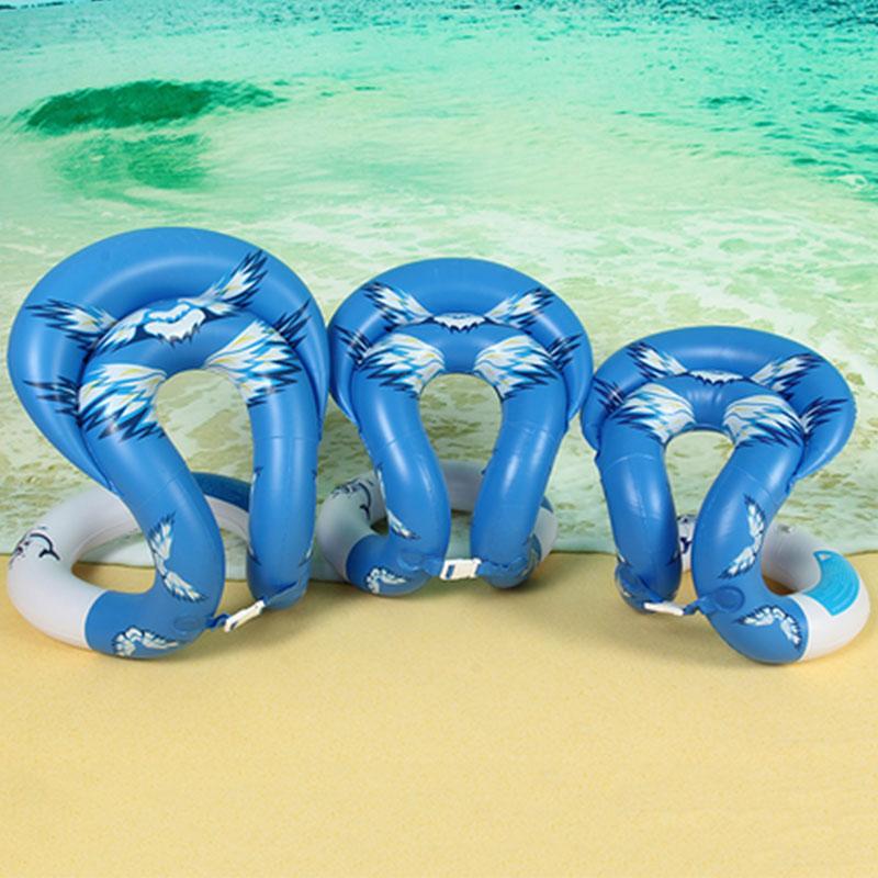 Inflatable Swim Arm Ring Children Pool Water Float Swimming Circle Vest(China (Mainland))