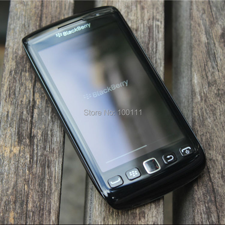 (black) Original Blackberry 9860 Smart Phone with Touch screen 5MP Camera WIFI 3.7 inch Free DHL-EMS Shipping(Hong Kong)
