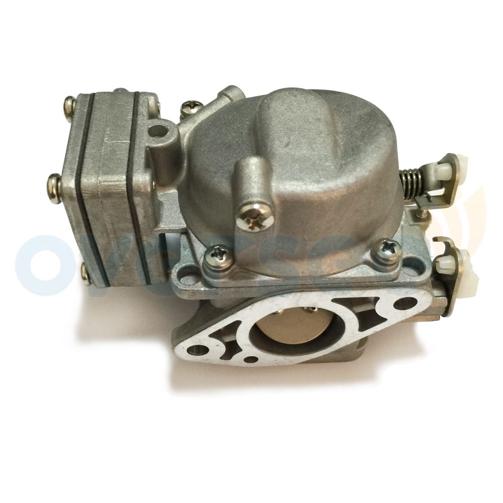 Oversee 9 8 hp seapro 2 cyl carburetor no 803687a for for Best 8 hp outboard motor