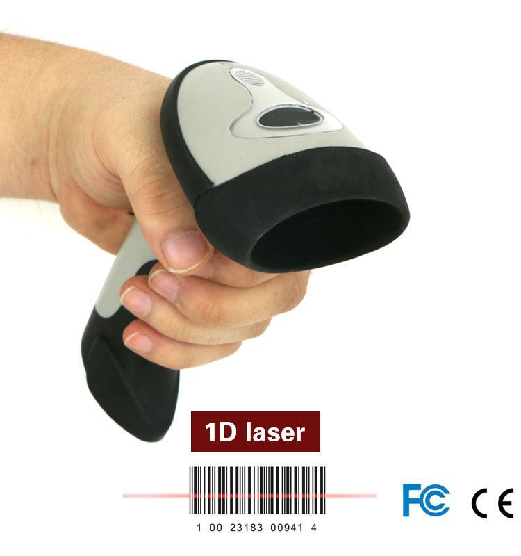 Здесь продается  hot sale USB/Bluetooth handfree barcode reader supermarket scanner  Компьютер & сеть