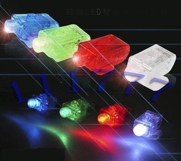 100x Fun Gadget Laser Finger Beams Led Light Party(China (Mainland))