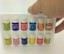 12pcs/lot 100% Pure Lavender Sandalwood Essential Oils Pack for Aromatherapy, Spa, Massage,Bath(China (Mainland))