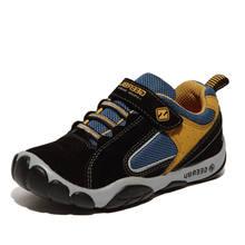 2019 ילדי עור אמיתיים נעלי גודל 28-40 עמיד למים ילדים סניקרס לנשימה בנים ובנות ספורט נעליים חיצוני מאמני(China)