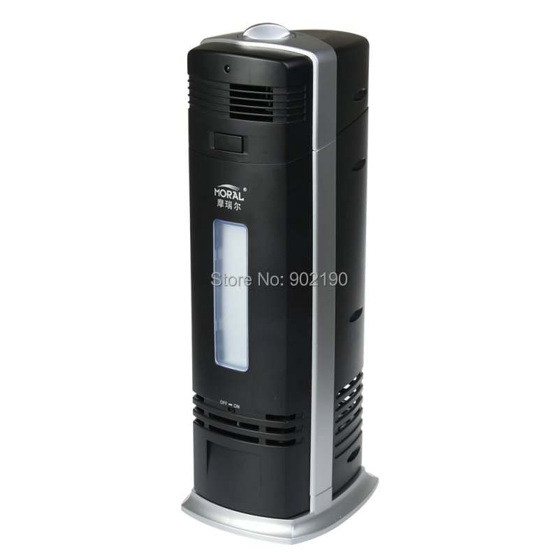 hot sale ozone generator air purifier air freshener ozonizador in Car Hotel Office with UV HEPA and Negativeion(China (Mainland))