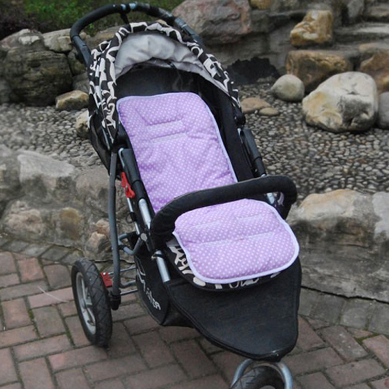 Fashion Baby Diaper Pad Baby Stroller Pad Seat Carriages/Pram/Buggy/Car General Cushion Baby Carriers Accessories For Thick Mat(China (Mainland))