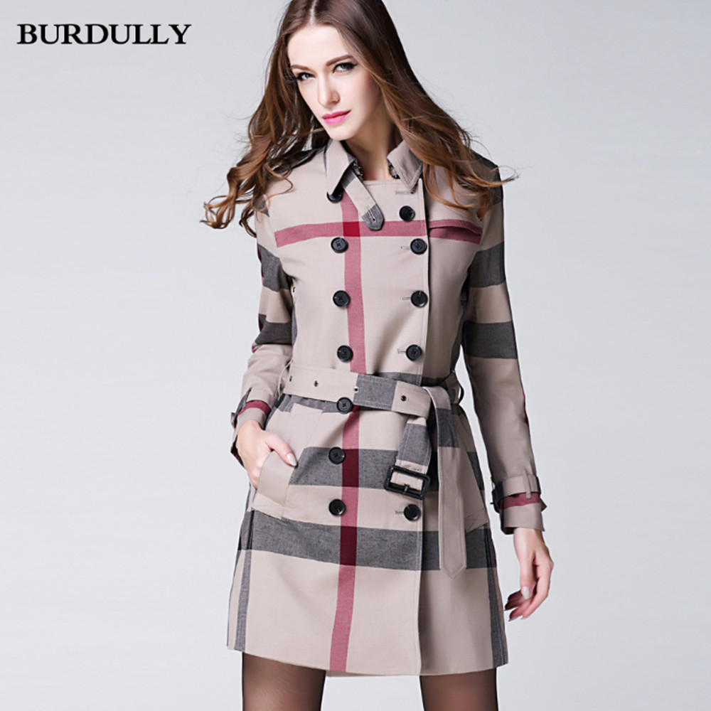 http://g03.a.alicdn.com/kf/HTB1stKSJXXXXXagaXXXq6xXFXXXJ/British-Classic-Style-Mixed-Color-Plaid-Khaki-Trench-Coat-Women-2015-High-Quality-Belted-Double-Breasted.jpg