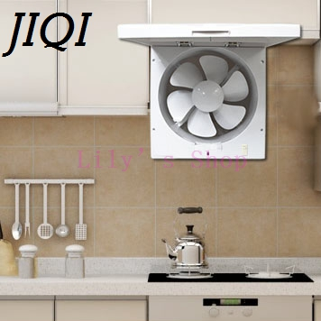 Window Exhaust Fan Kitchen Design Ideas