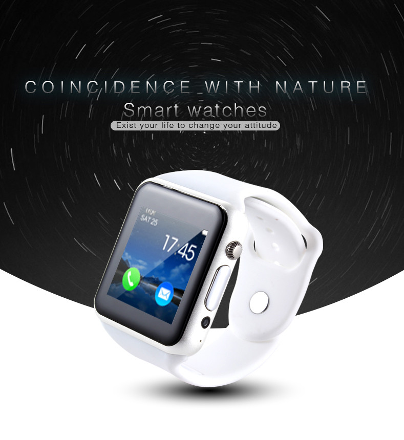 2016 Sport Smart Watch_M10, for ios & Android phones/ AGPS/Twitter/Facebook, HD Touch Screen,Blue tooth/ Cute Style