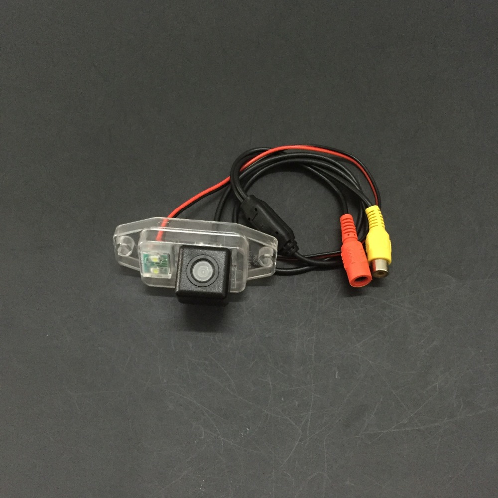 Car Rear View Back Up Reverse Parking Safe Camera For Toyota Land Cruiser Prado (Middle Easy Spare Wheel) Night Vision(China (Mainland))