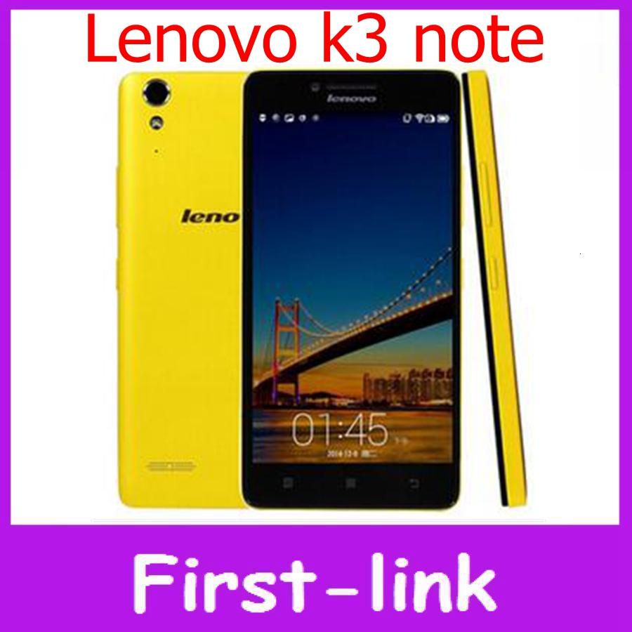 Lenovo K3 Note K50 T5 GSM White Yellow 5 5 Inch 1080P Octa Core 2GB RAM