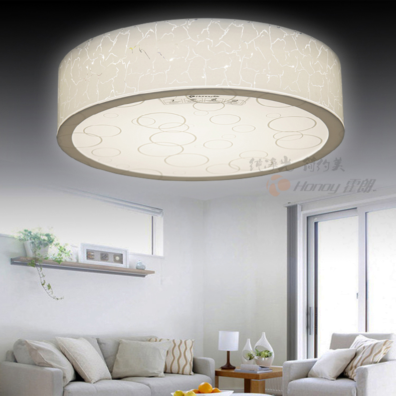 huolang modern fashion acrylic led ceiling lamps bedroom. Black Bedroom Furniture Sets. Home Design Ideas