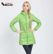 High Quality Winter Jacket Women Parka Size 3XL Women s Lightweight Jackets Ladies Hooded Ultra Light