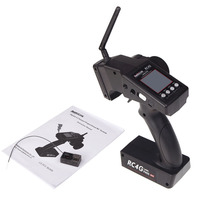 Buy 1set RadioLink RC4G 2.4G 4CH Gun Controller Transmitter + R4EH-G Gyro Inside Receiver RC Car Boat for $48.88 in AliExpress store