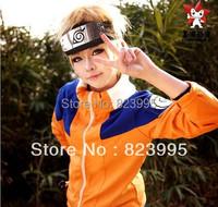 HOT NEW Surrounding the game Naruto Uzumaki   Cosplay  clothing  S M L XL XXL Free Shipping