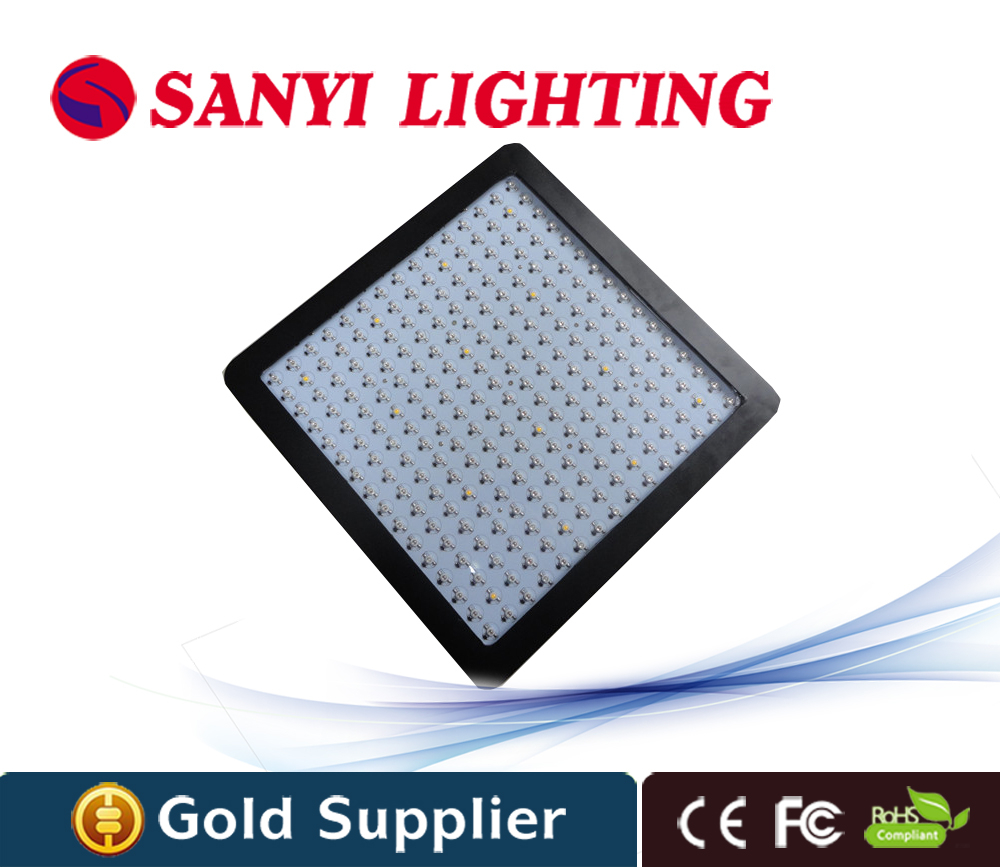 5 Watt LED Grow Light 1200W full spectrum 11 Band Indoor Hydro Grow CE Listed For greenhouse(China (Mainland))