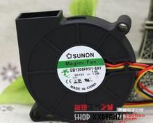 Original SUNON GB1205PHV1-8AY 5015 12V 1.2W 5cm 3 wire magnetic suspension bearing cooling fan(China (Mainland))