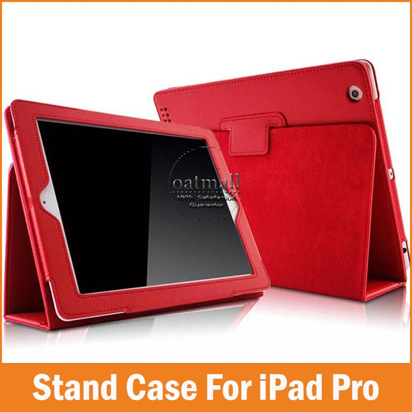 New Folding Folio magnetic pu leather stand smart cover ...