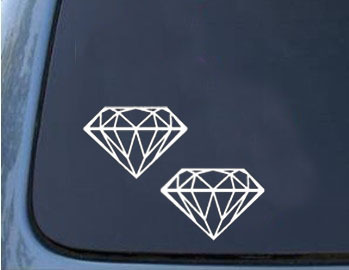 Diamond Chinese Cars Stickers High Waterproof Girls Sticker For Car Hot Sale(China (Mainland))