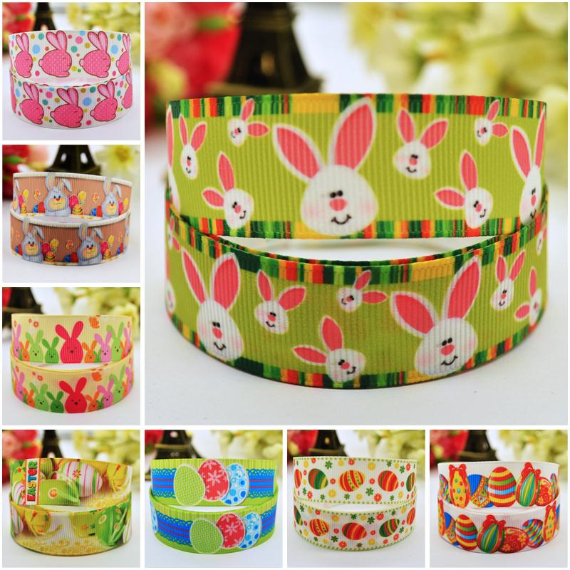 7/8'' 22mm Easter Characters printed grosgrain ribbon Big hero 6 party decoration Satin Ribbons 20 yards sewing supplies(China (Mainland))