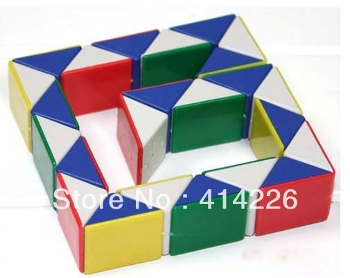 wholesales Intelligence Magic Cube for childrens Plastic Toys  Variety magic feet - magic wand IQ Free shipping