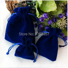 Highquality drawstring velvet bag for mobile phoneHDD accessories jewelry bagspouch customized wholesale