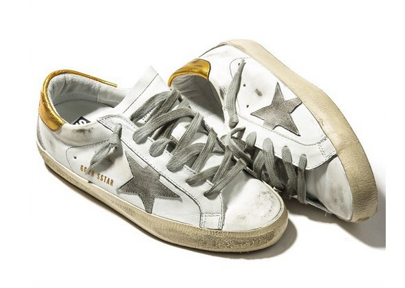 Golden Goose Brand Italian GGDB Superstar white women's fashion Sneakers Genuine Leather Breathable Man and Women Shoes 4