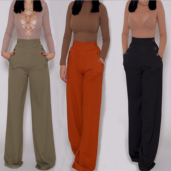 Wide leg pants - ChinaPrices.net