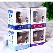 Kaneki Ken Touka Kirishima Shuu Tsukiyama Action Figure 11cm Q ver Action Figure Figure Doll Tokyo Ghoul for Children