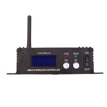 2.4 G sans fil DMX 512 contrôleur émetteur récepteur avec écran LCD Repeater réglable contrôleur d'éclairage(China (Mainland))