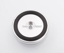 Buy Rubber Ring Shock Absorber Top Aluminum Machine Foot Amplifier Feet Speaker Turntable Feet 49*15MM 1Piece Free for $7.71 in AliExpress store