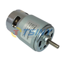 CW&CCW High torque permanent magnet dc 12v High Speed 12000 rpm brush small dc motor with Bearing for Electric power tools(China (Mainland))