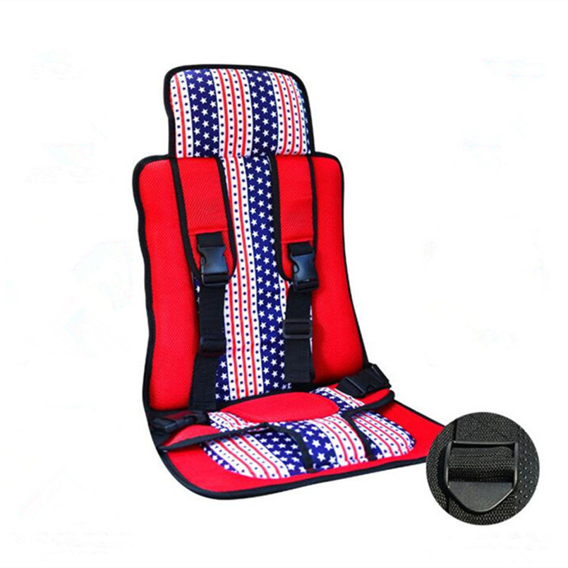 Portable Safety Toddler Kids Car Seat Head,Child Safety Seat Boys and Girls,Portable Car Seats for Travel,Red,Blue,Gray,Coffee(China (Mainland))