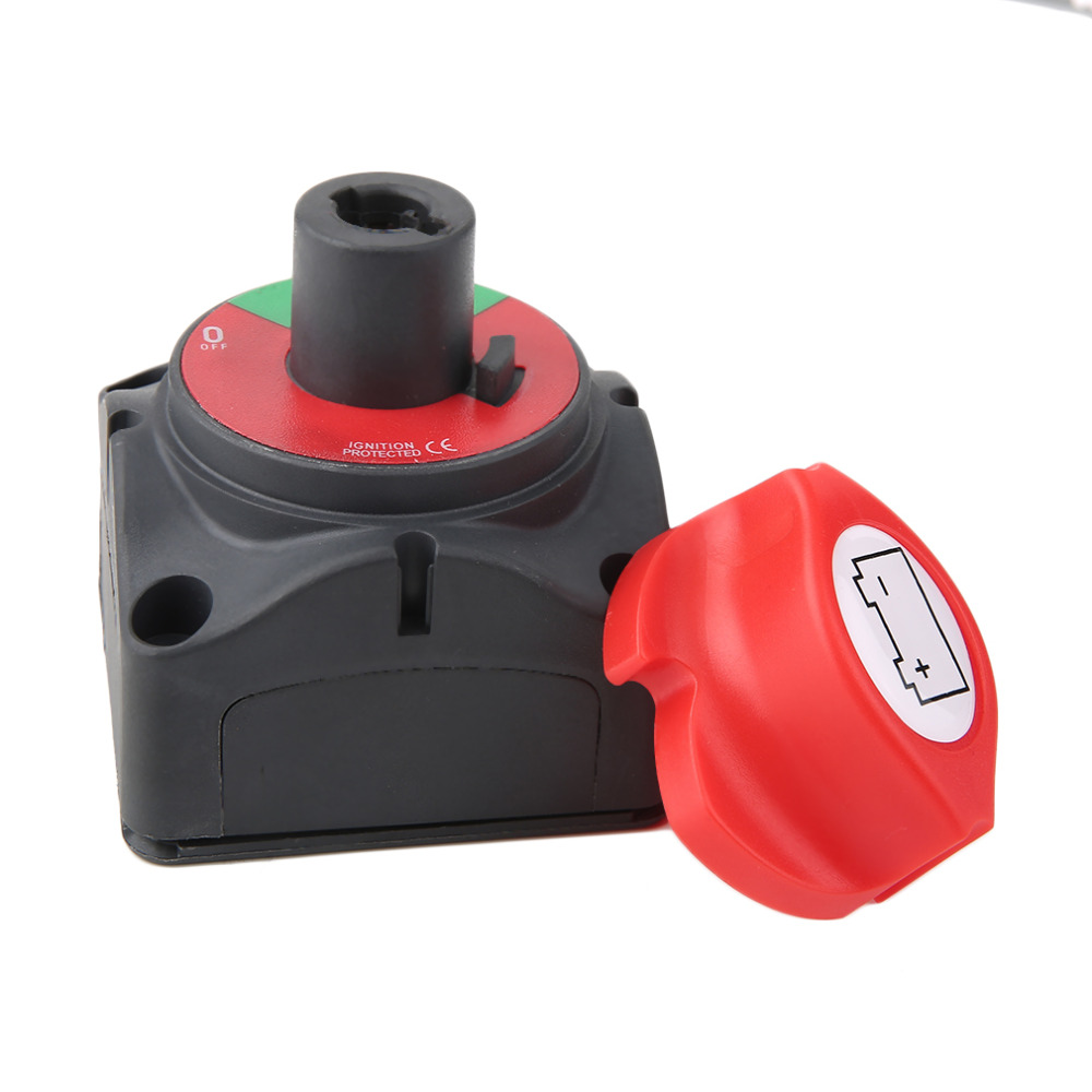 12V/24V Marine Removable Batteries Isolatoe Cut Off Kill Switch On Off Hot Selling(China (Mainland))