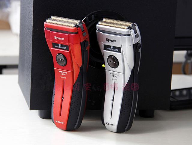 Мужская бритва мужчины бритвенный станок брить бороду бритва аккумуляторная триммер ...