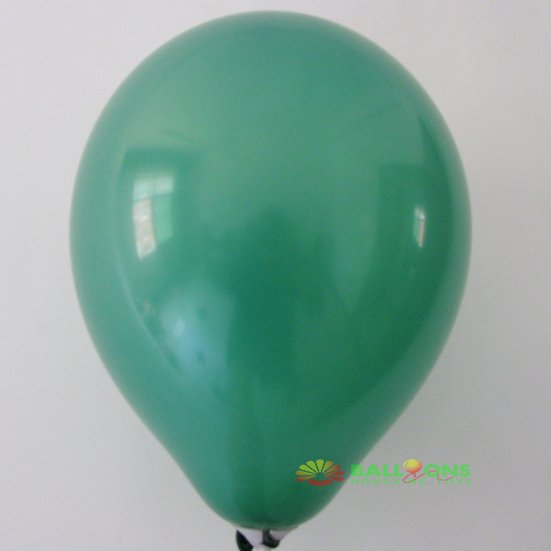 Wholesale dark green standard balloon for prmotional ,advertising ,decoration 10inch (2.2g)(China (Mainland))