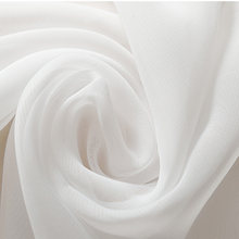 Европейский и американский стиль, белые оконные занавески, Сплошные Двери, серые занавески, драпировка, прозрачная панель, тюль для гостино...(China)