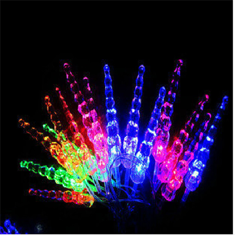 Led Icicle String Lights : Freeshipping Changeable 5M 20 LED Icicle String Lights New Year Xmas Wedding Party Led Fairy ...