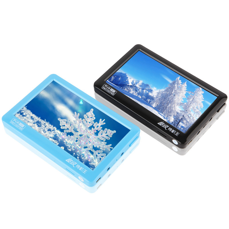 HD Touch Screen 8gb mp4 mp5 player With Speaker Av Out Game E-Book 5 Inch MP4 MP5 Player Music MP4 Recorder Mini Music Player(China (Mainland))